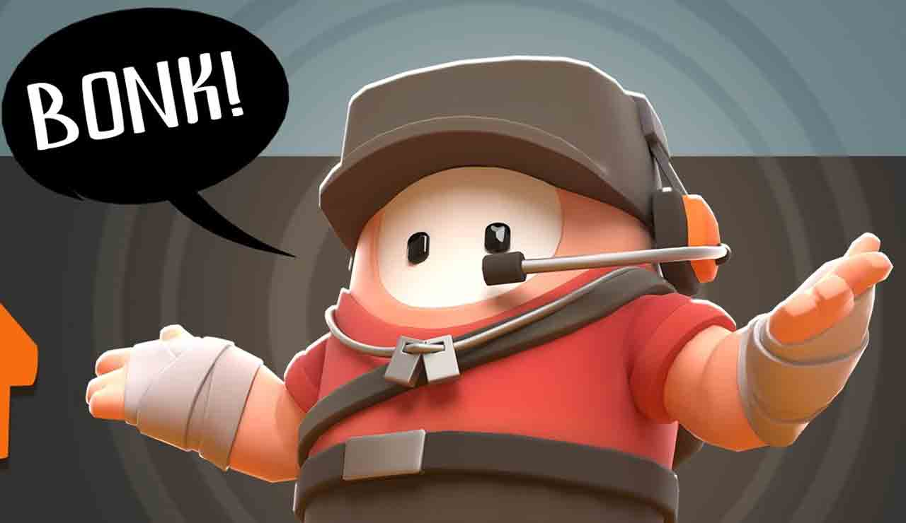 fall guys skin pc scout team fortress 2