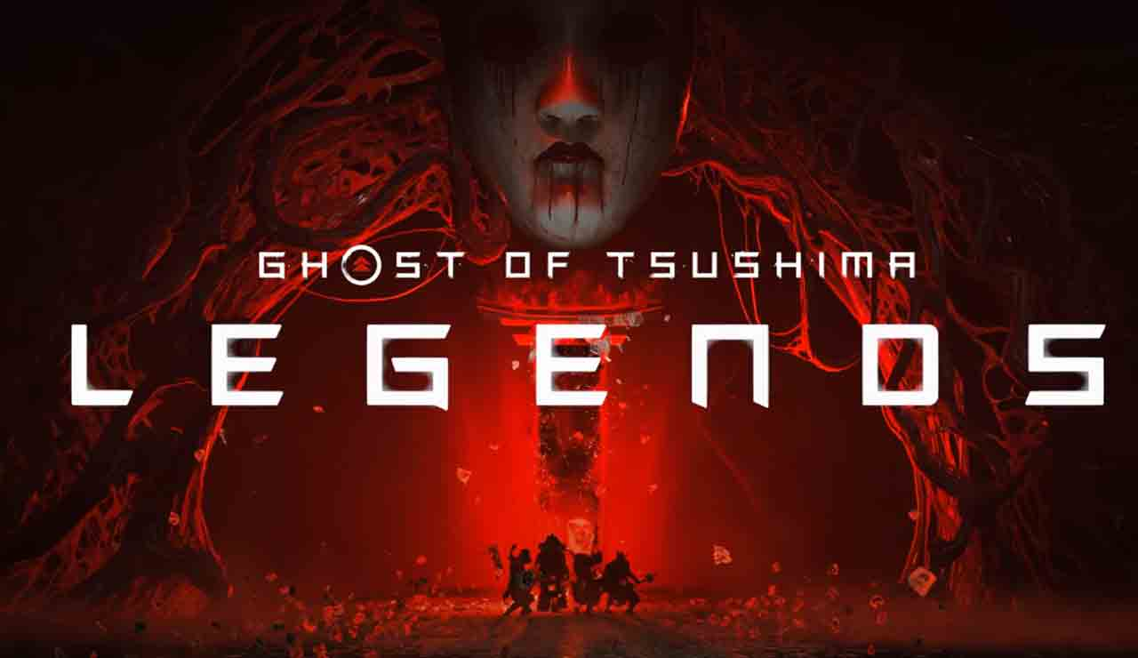 Ghost Of Tsushima Legends cooperativo online