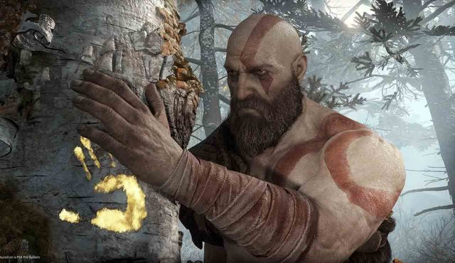God Of War PS5 showcase evento