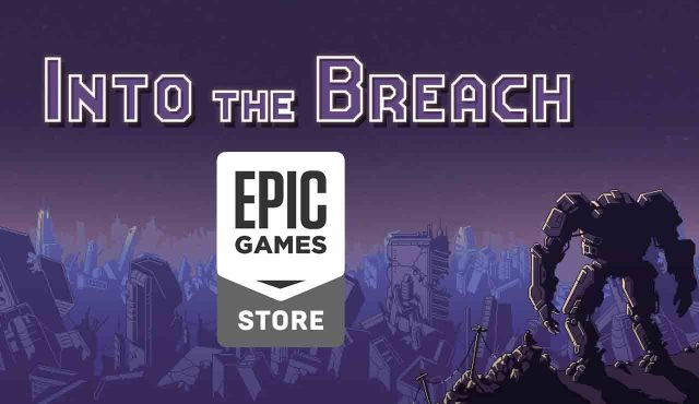 Into The Breach gratis epic games store