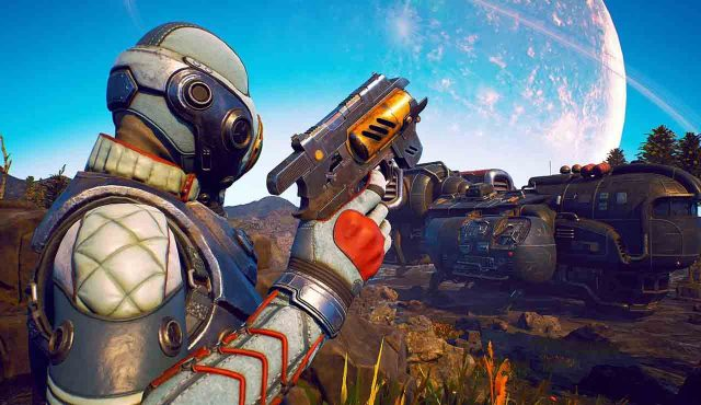 the outer worlds pc steam lanzamiento