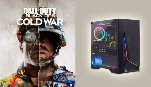 Call Of Duty Black Ops Cold War requisitos para PC