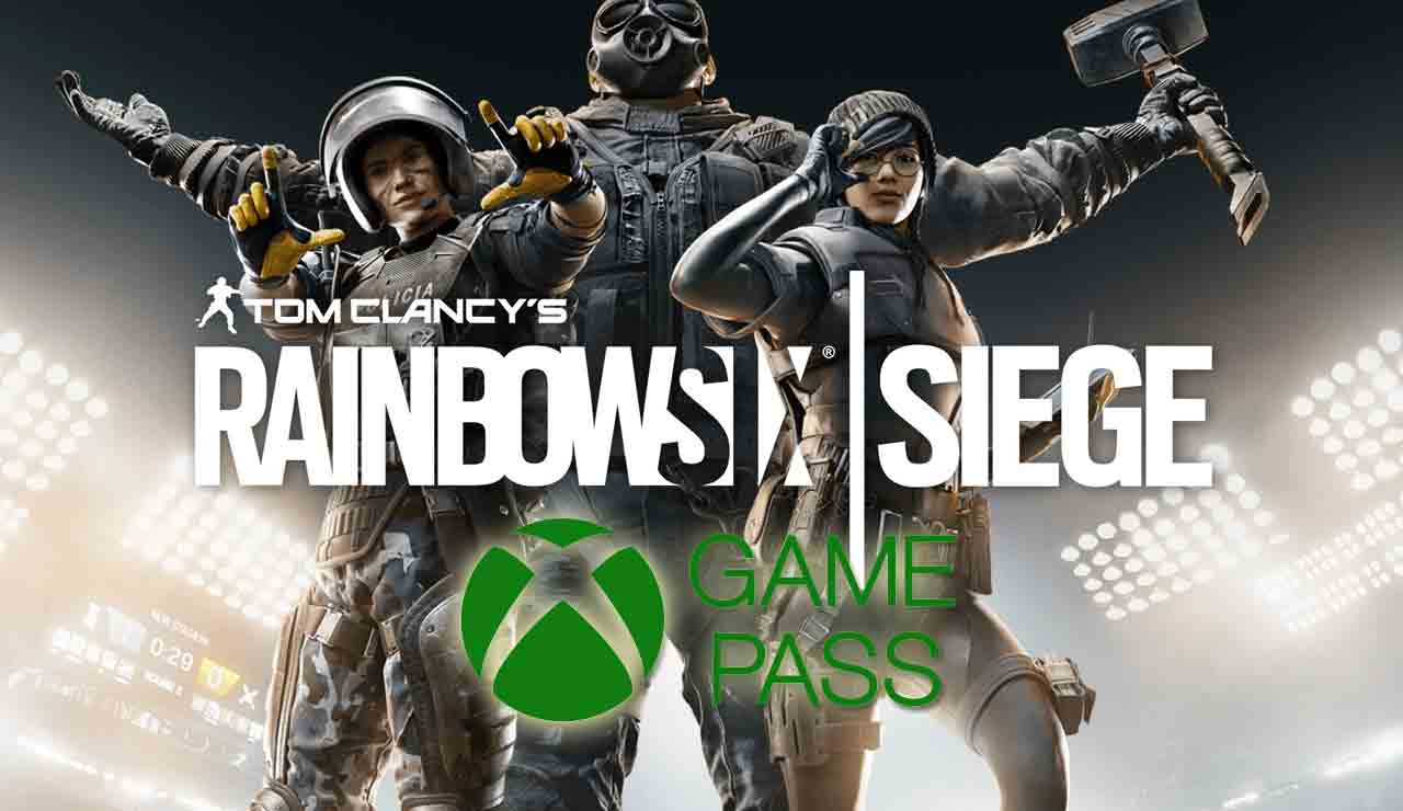 Rainbow Six Siege llegará muy pronto a Xbox Game Pass — Es oficial