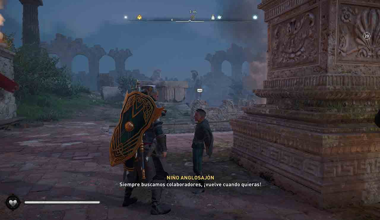 Assassins Creed Valhalla: ¿Cómo farmear Mineral de Hierro / Iron Ore?
