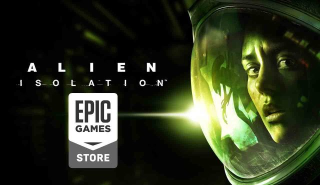 Epic Games Store juego gratis Alien Isolation para Pc descargar