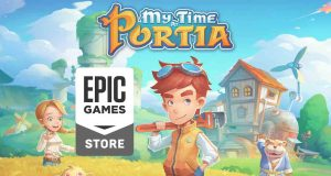 Epic Games Store gratis pc my time at portia