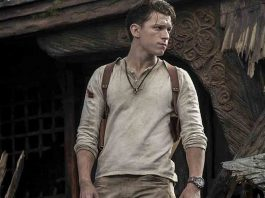 tom holland drake uncharted movie the game awards 2020