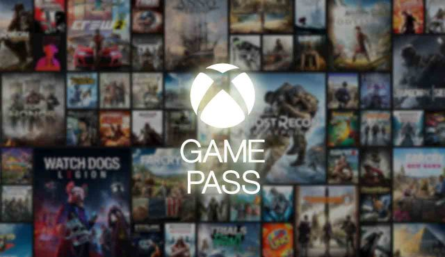 xbox game pass uplay plus +