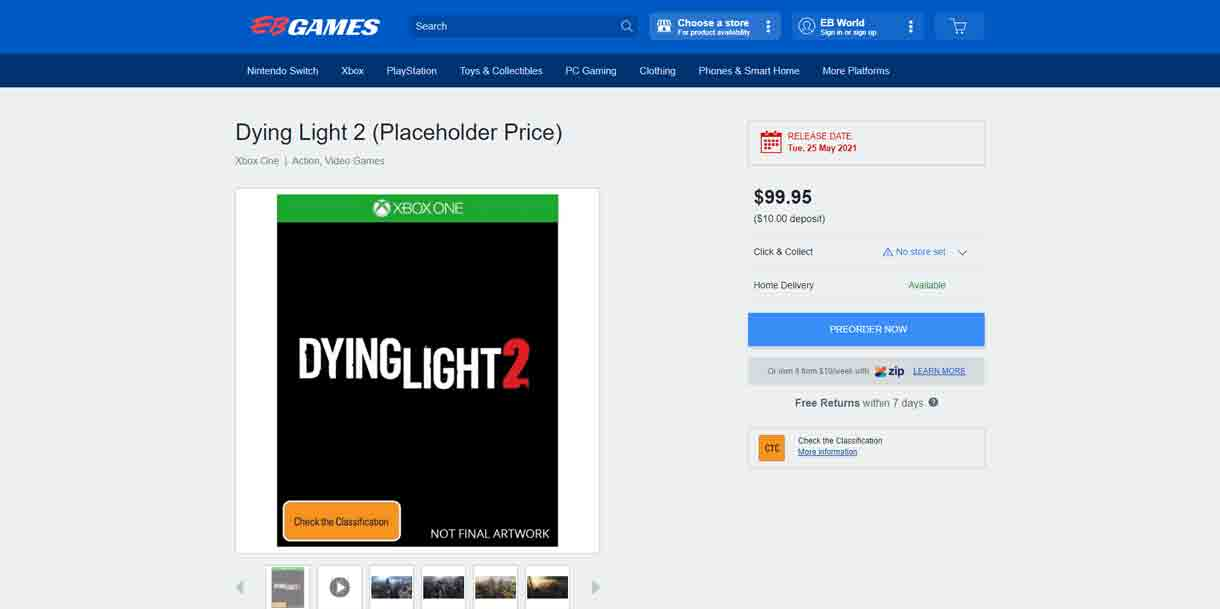 dying light 2 ficha de producto eb games para xbox one