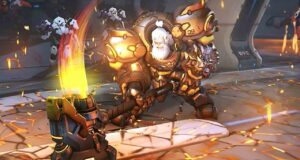 OVerwatch 2 heroes tanques cambios reinhardt