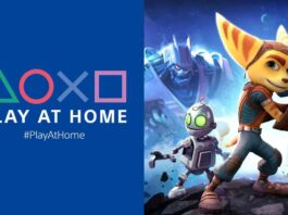 play at home ps4 juego gratis marzo