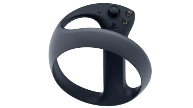 PS VR controles Sony PS5