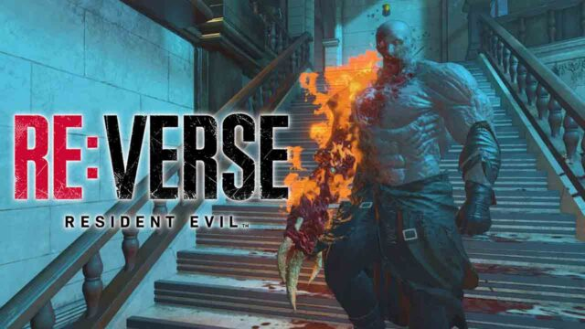 resident evil re verse beta abierta pc ps4 xbox one