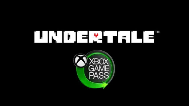 undertale se unira a xbox game pass mañana xbox series x|s xbox one