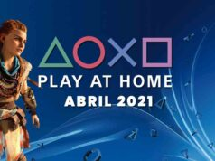 juego gratis Horizon Zero Dawn playstation 4 ps5 play at home ya disponible descargar