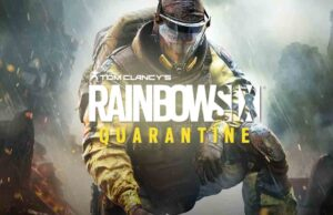 Rainbow Six Quarantine gameplay filtrado ps5