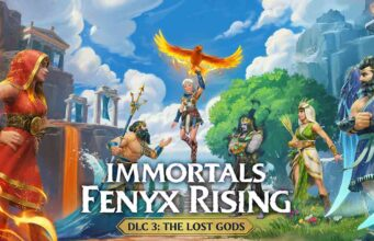 analisis immortals fenyx rising the lost gods