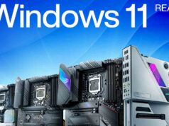Asus motherboards windows 11 ready